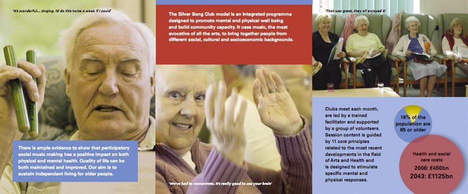 Spring 2011 leaflet